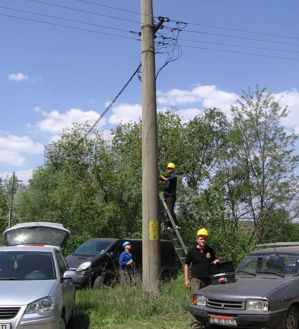 Instalatii electrice - Bransamente