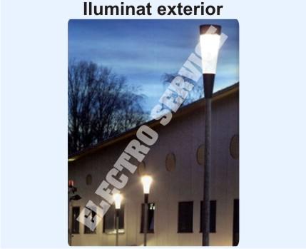 Iluminat verificare pram