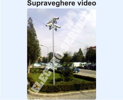 Sistem securitate electro service