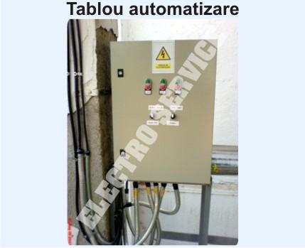 Tablou Automatizare
